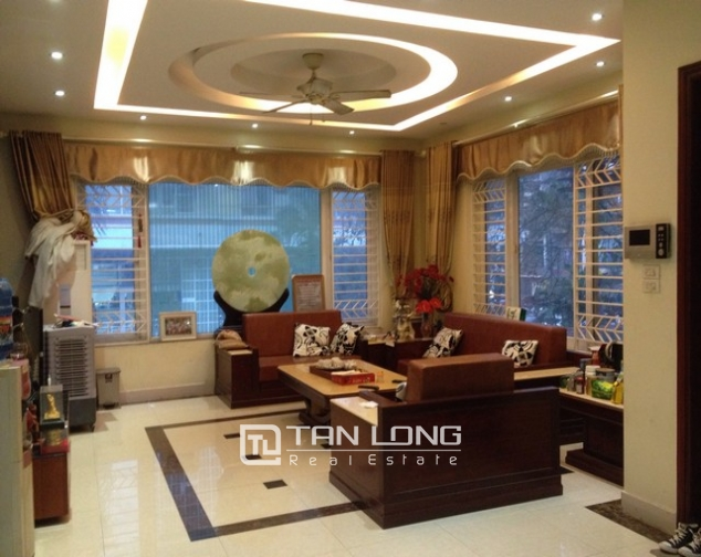 Well-appointed villa in Licogi, Khuat Duy Tien street, Thanh Xuan district, Hanoi for lease 2