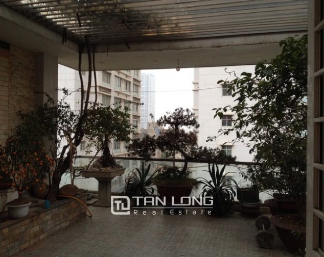 Well-appointed villa in Licogi, Khuat Duy Tien street, Thanh Xuan district, Hanoi for lease 10
