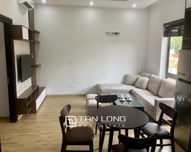 Well-equipped apartment for lease in Tay Ho street, Tay Ho district! 1