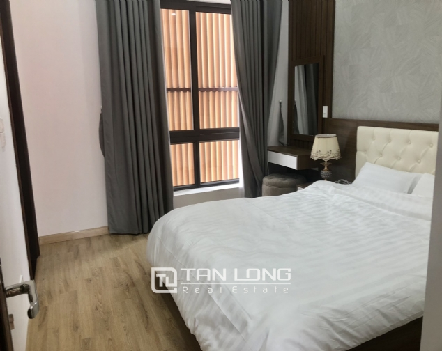 Well-equipped apartment for lease in Tay Ho street, Tay Ho district! 4