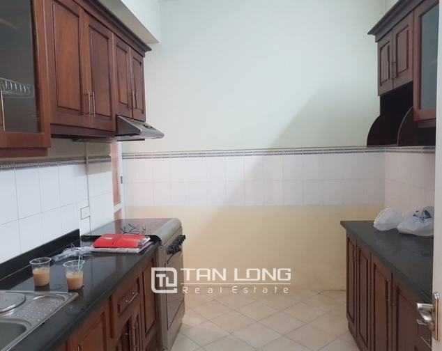 Well-proportioned apartment for rent at Ciputra, Tay Ho distr., Hanoi 4