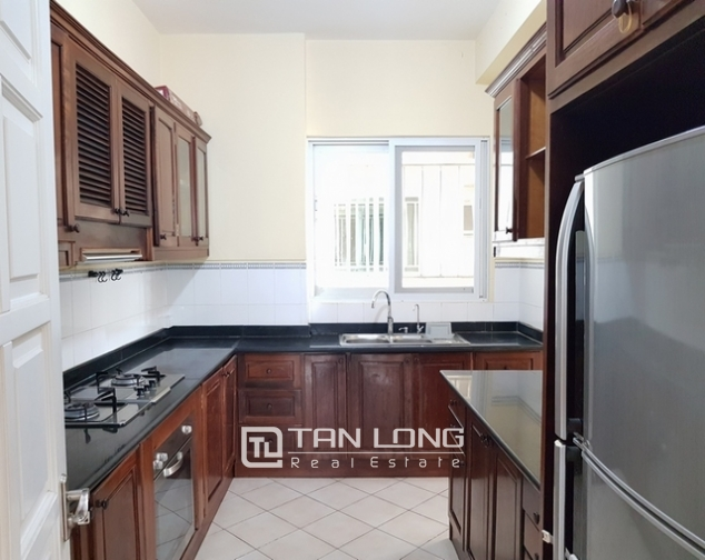 Well-proportioned apartment for rent at Ciputra, Tay Ho distr., Hanoi 5