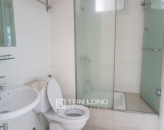 Well-proportioned apartment for rent at Ciputra, Tay Ho distr., Hanoi 8