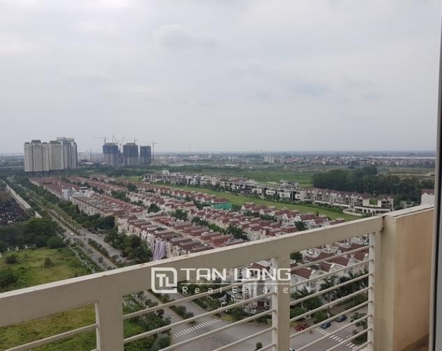 Well-proportioned apartment for rent at Ciputra, Tay Ho distr., Hanoi 9