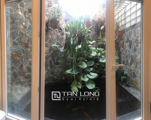 Well-proportioned house for lease in Nghi Tam Village, Tay Ho dist., Hanoi. 6