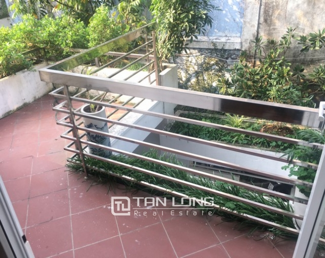 Well-proportioned house for lease in Nghi Tam Village, Tay Ho dist., Hanoi. 10