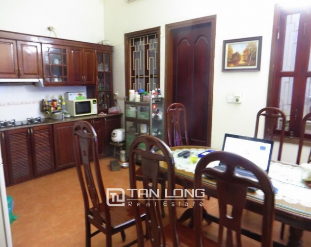Well-proportioned house for lease on Kim Ma str., Ba Dinh dist., Hanoi 3
