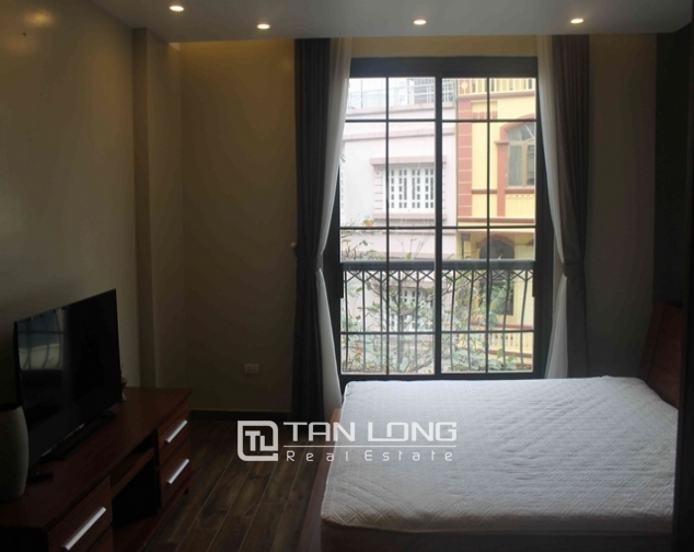 Well-proportioned serviced apartment for lease on Dao Tan str., Ba Dinh distr., Hanoi 5
