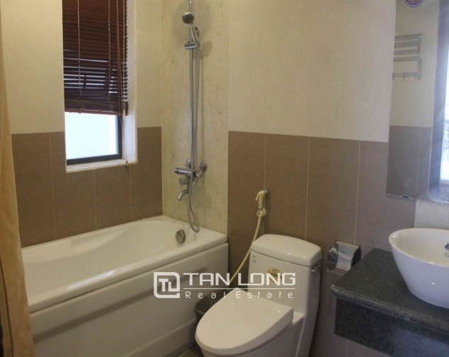 Well-proportioned serviced apartment for lease on Dao Tan str., Ba Dinh distr., Hanoi 7
