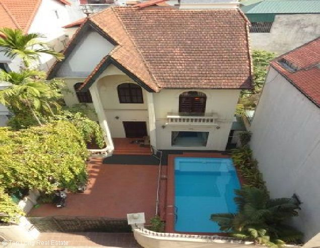 West lake House with 03 bedrooms for rent in To Ngoc Van 2