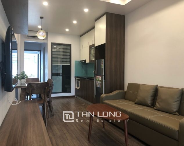 Western apartment for rent in Dang Thai Mai street, Tay Ho district! 5