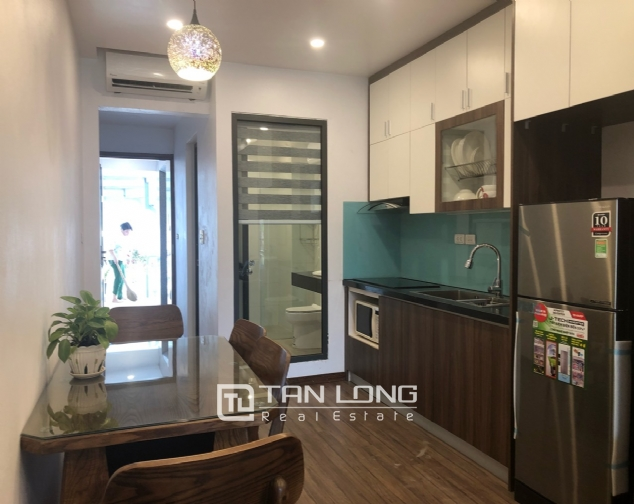 Western apartment for rent in Dang Thai Mai street, Tay Ho district! 6