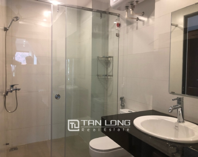 Western apartment for rent in Dang Thai Mai street, Tay Ho district! 7