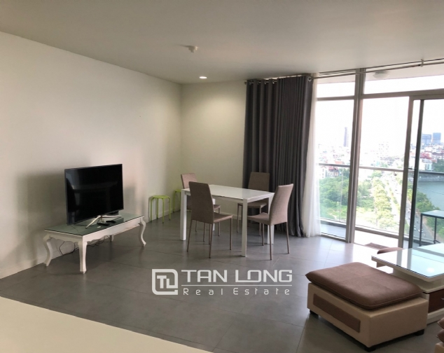 WESTERN apartment with view to whole lake for lease in Watermark, Tay Ho distr 1