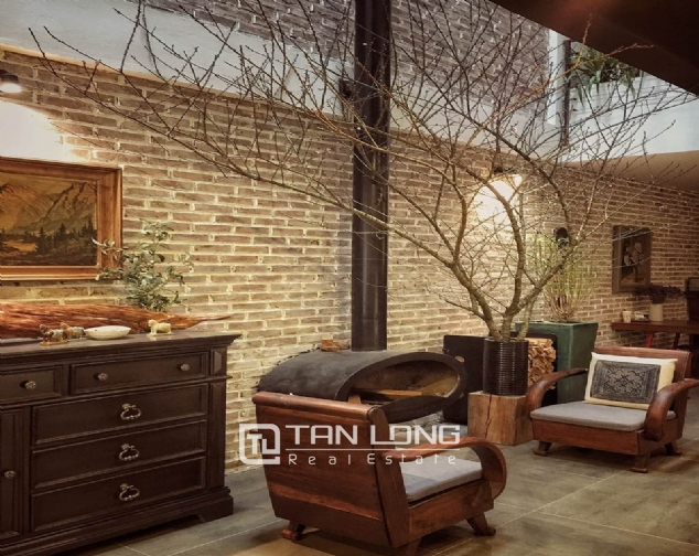 Western style house for rent in Nguyen Hoang Ton street, near Ciputra Hanoi! 2