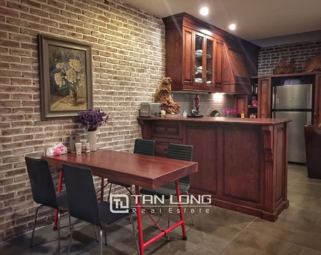 Western style house for rent in Nguyen Hoang Ton street, near Ciputra Hanoi! 4