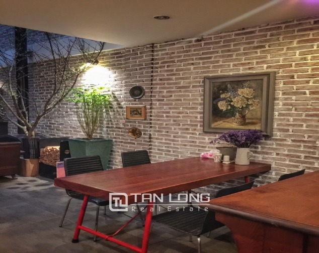 Western style house for rent in Nguyen Hoang Ton street, near Ciputra Hanoi! 5