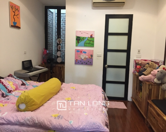Western style house for rent in Nguyen Hoang Ton street, near Ciputra Hanoi! 8