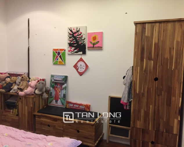 Western style house for rent in Nguyen Hoang Ton street, near Ciputra Hanoi! 9