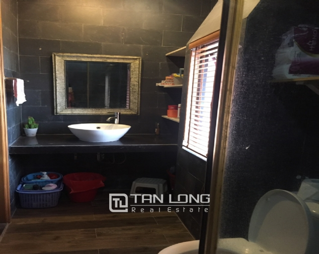 Western style house for rent in Nguyen Hoang Ton street, near Ciputra Hanoi! 10