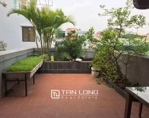 Western style house for rent in Nguyen Hoang Ton street, near Ciputra Hanoi! 6