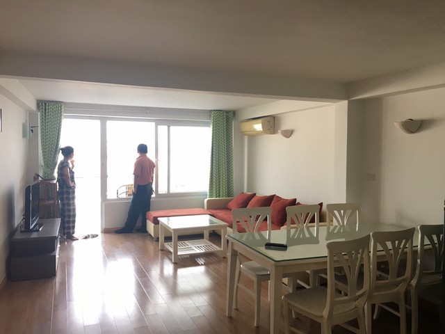 Westlake view 1 bedroom apartment to rent in Tu Hoa, Tay Ho, $650