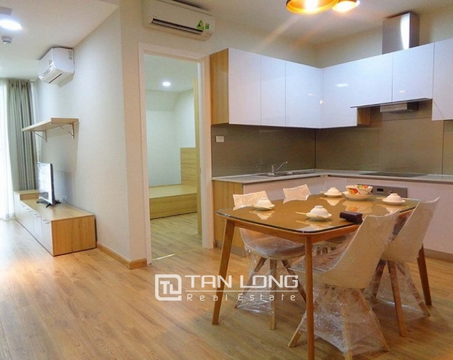 Wonderful apartment in Golden Westlake Hanoi for rent. 2