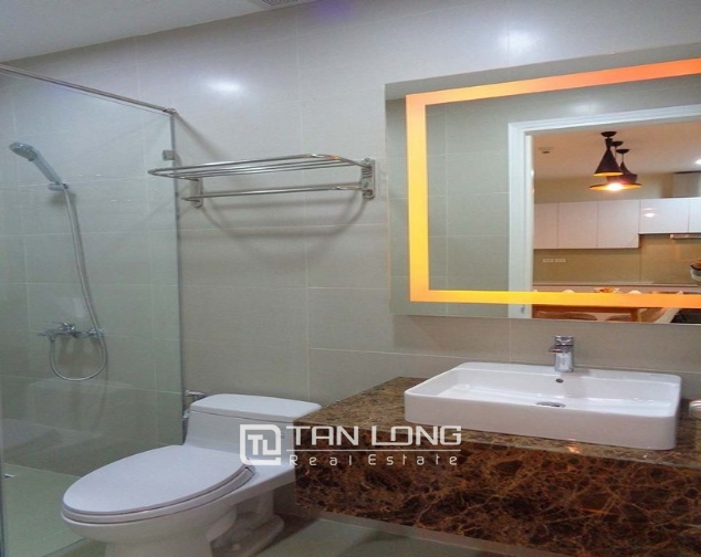Wonderful apartment in Golden Westlake Hanoi for rent. 8