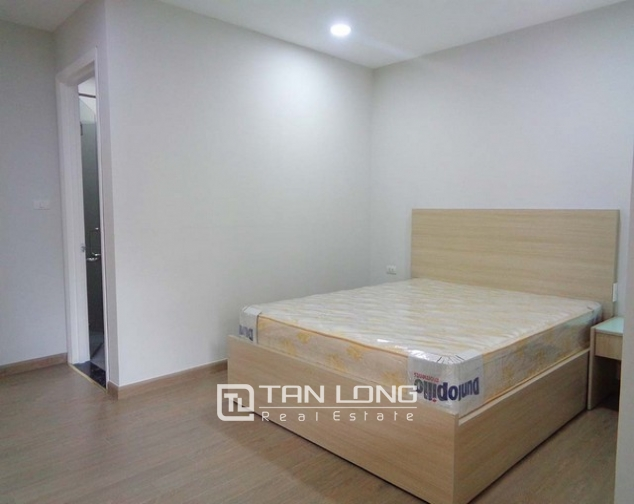 Wonderful apartment is sight to lake in Golden Westlake Hanoi for rent. 3
